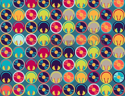 3839147-seamless-pattern-with-headphones-and-vinyl-record