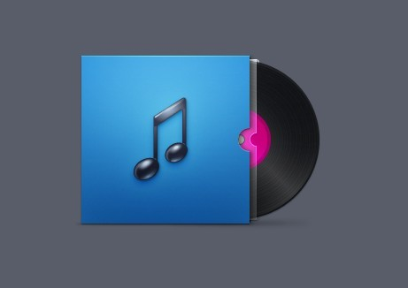 Vinyl-Record-with-CD-Cover